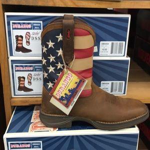 Durango Flag Boot